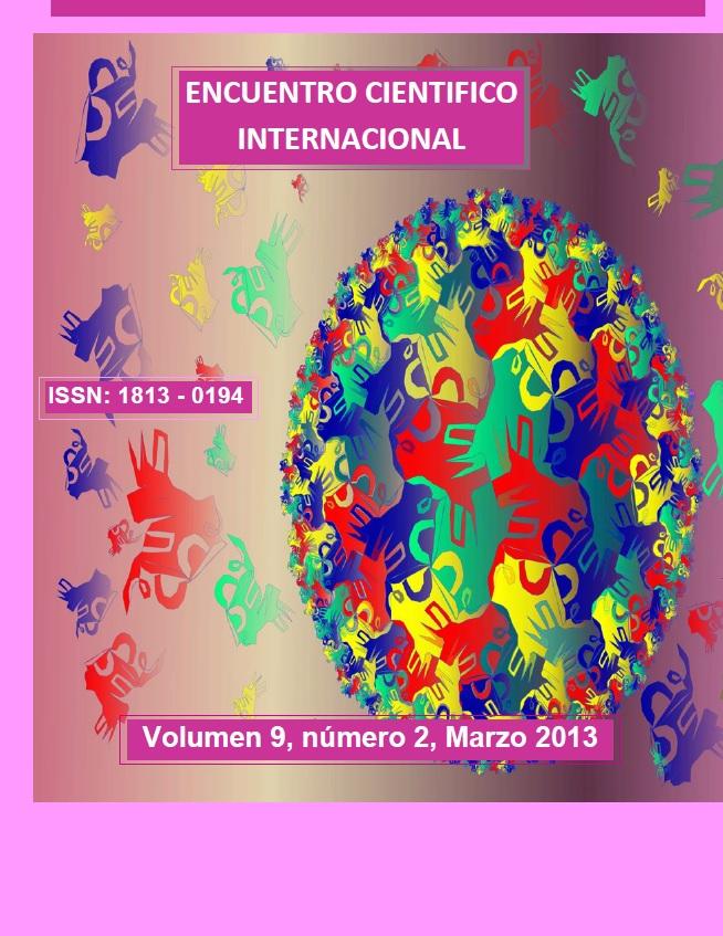 Ver Vol. 9 Núm. 2 (2013)