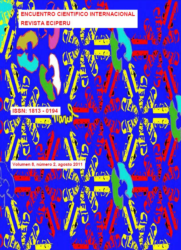 Ver Vol. 8 Núm. 2 (2011)